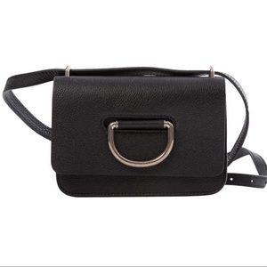 🎉HP🎉 NWT Burberry Mini D-Ring Leather Crossbody